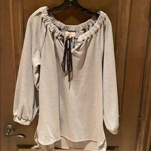 Caryn Vallone long sleeved tunic